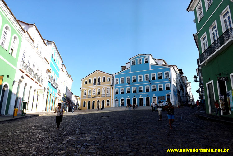 largo do pelourinho Salvador Bahia