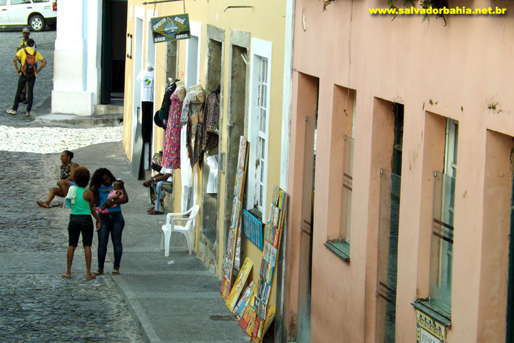 largo do pelourinho Salvador